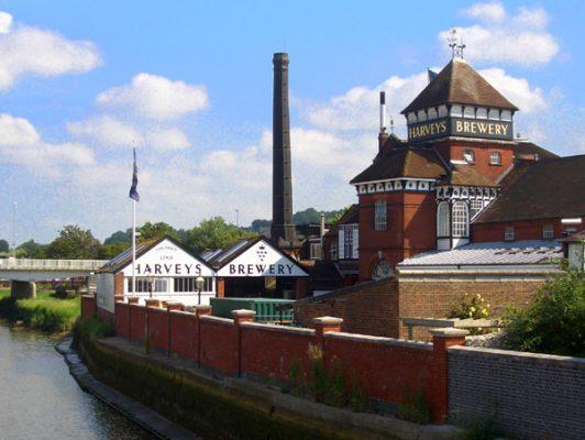 Lewes Harvey Brewery